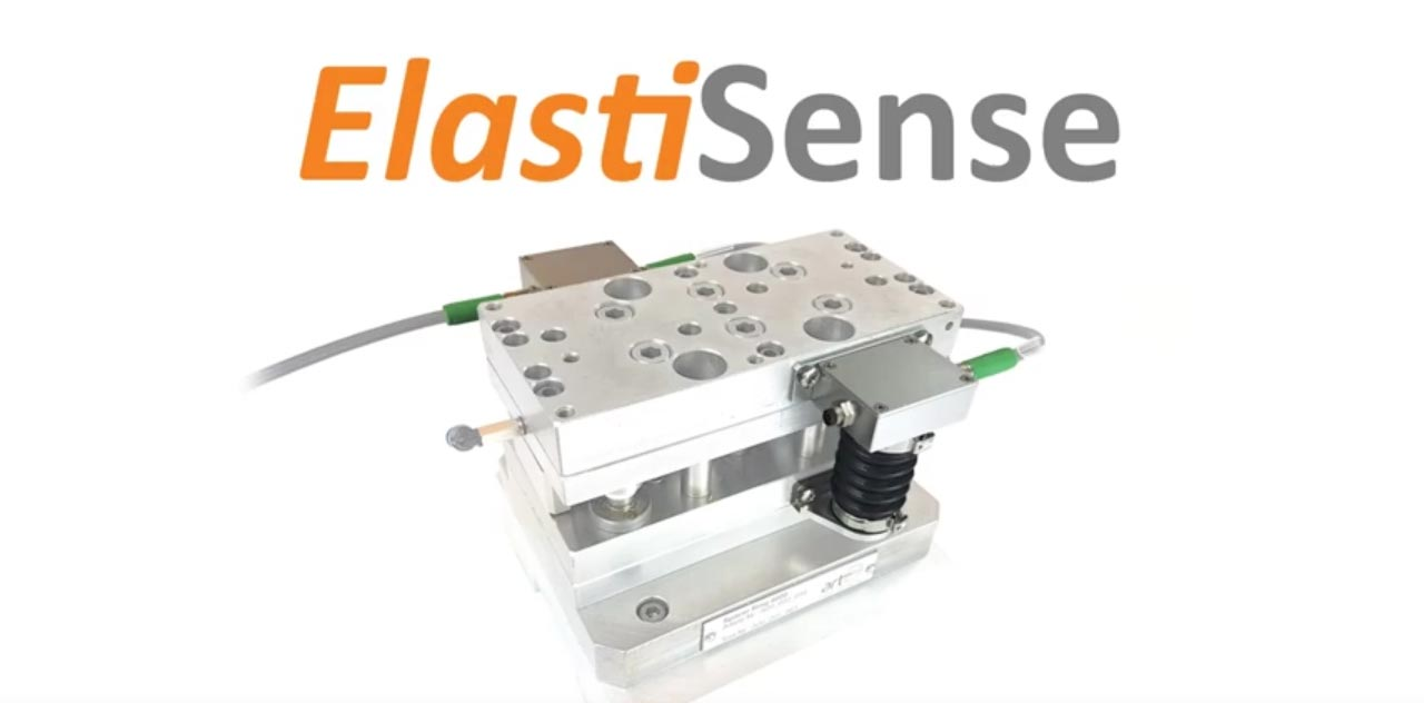 Video Clip Demoing the ElastiSense Basic Monitoring System
